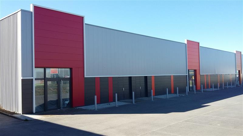 Entrepôt à louer - 600.0 m2 - 29 - Finistere