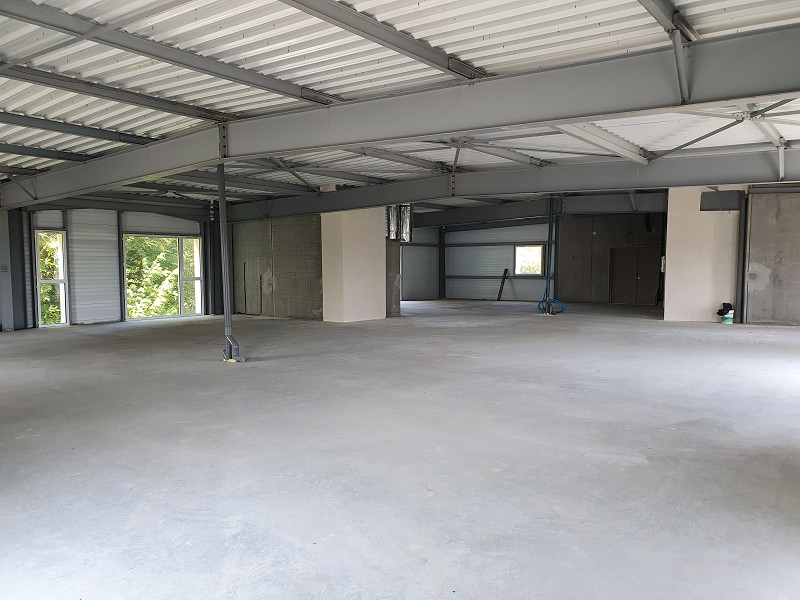 Entreprise à vendre - 1300,0 m2 - 29 - BRETAGNE
