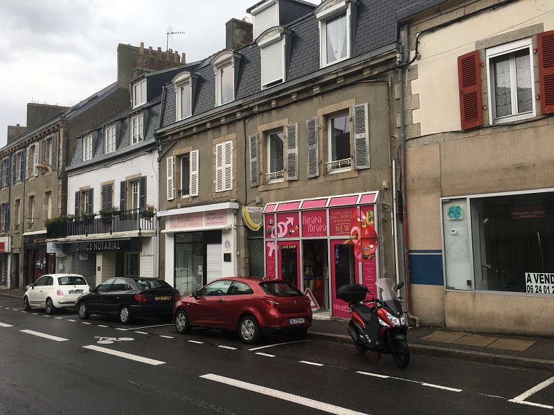 Vente commerce - Finistere (29) - 90.0 m²