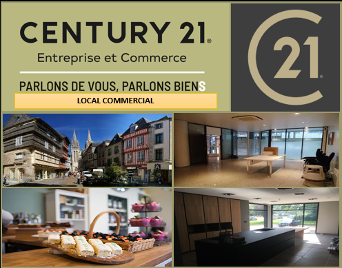 Location entreprise - Finistere (29) - 350.0 m²