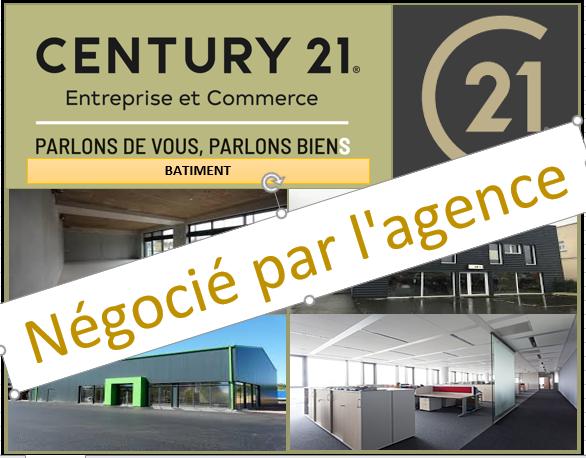 Location entreprise - Finistere (29) - 1500.0 m²
