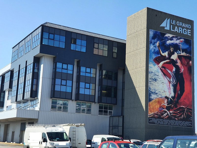 Location entreprise - Finistere (29) - 236.0 m²