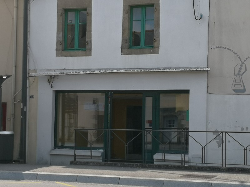Vente commerce - Finistere (29) - 140.0 m²