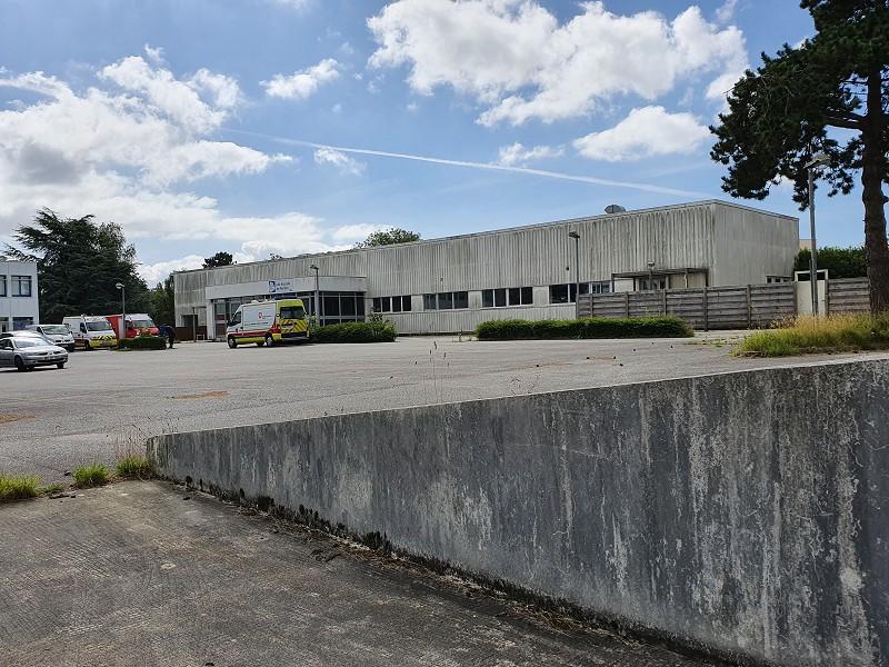 Location entreprise - Finistere (29) - 675.0 m²