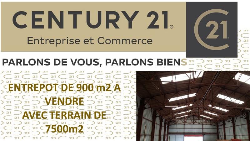 Vente entreprise - Finistere (29) - 900.0 m²