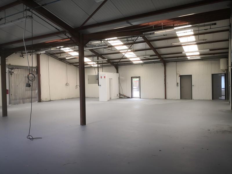 Location entreprise - Finistere (29) - 450.0 m²