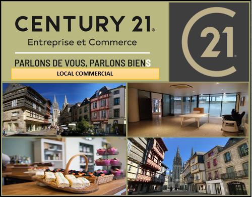 Location entreprise - Finistere (29) - 66.0 m²