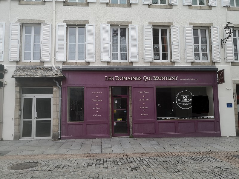 Location commerce - Finistere (29) - 106.0 m²