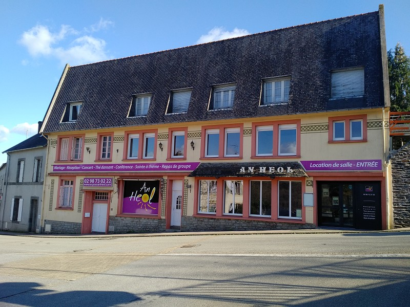 Vente commerce - Finistere (29) - 600.0 m²