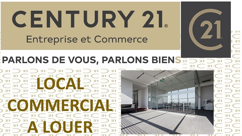 Location commerce - Finistere (29) - 220.0 m²