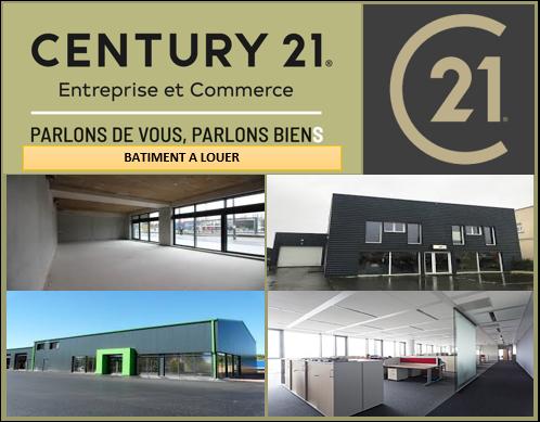 Location entreprise - Finistere (29) - 600.0 m²