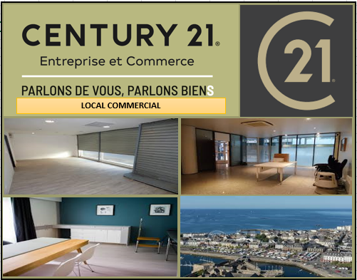 Vente commerce - Finistere (29) - 75.0 m²